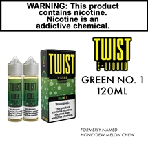 Melon Twist - Honeydew Melon Chew (120mL)
