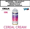 Vape100 Cream Collection - Cereal Cream (100mL)