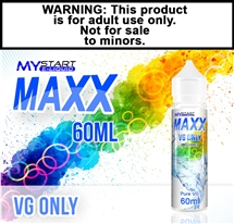 Mystart Maxx - VG Only (60mL)
