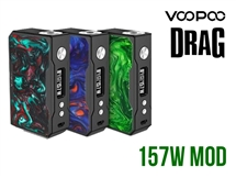 Voopoo DRAG Box Mod with Gene Chip
