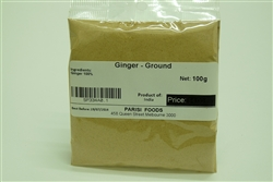 Ginger Ground