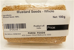 Mustard Seeds Yellow