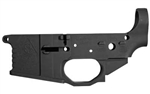 Black Rain Ordnance AR15 billet stripped lower- Milled