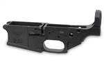 Nordic Components, NC10 Stripped Lower, Semi-automatic, 308 Win/762NATO, Black Finish