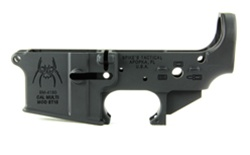 Spikes Tactical Lower (Multi) Forged Spider - Bullet Markings