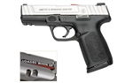 "S&W SD9VE 9MM 10RD 4"" DT FS 2MGS CA"