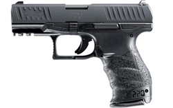 "WALTHER PPQ M1 9MM 4"" 10 or 15RD BLK"