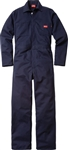 Dickies FR 9.5oz Amtex Navy Blue Coverall 1839NB