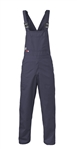 BO16 Saf-Tech 9oz Indura 100% Cotton Unlined FR Bib Overall HRC2 11.5cal