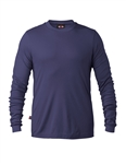 LST33 Saf-Tech 6 oz Ultrasoft FR Long Sleeve T-Shirt HRC 2, 21.8cal/m2