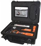 ION Science Tiger LT Fire and Arson Investigation Kit PTLSRBMP-0000