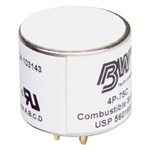 SR-W04-75C BW Technologies Combustible LEL Sensor Replacement. Used the BW Gas Alert Quattro