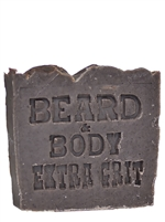 Honest Amish | Beard Soap - Extra Grit