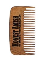 Honest Amish | Beard Comb