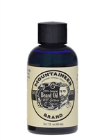Mountaineer | Beard Oil - Citrus & Spice