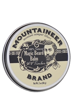 Mountaineer | Beard Balm - Timber