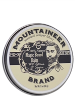 Mountaineer | Beard Balm - Citrus & Spice
