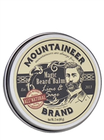 Mountaineer | Beard Balm - Lime & Sage