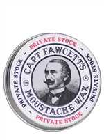 Captain Fawcett | Moustache Wax - Private Stock