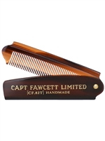 Captain Fawcett | Beard Comb
