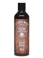 Viking Revolution | Beard Shampoo - Sandalwood