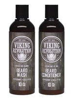 Viking Revolution | Shampoo & Conditioner - Peppermint
