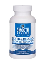 Smooth Viking | Beard Vitamins