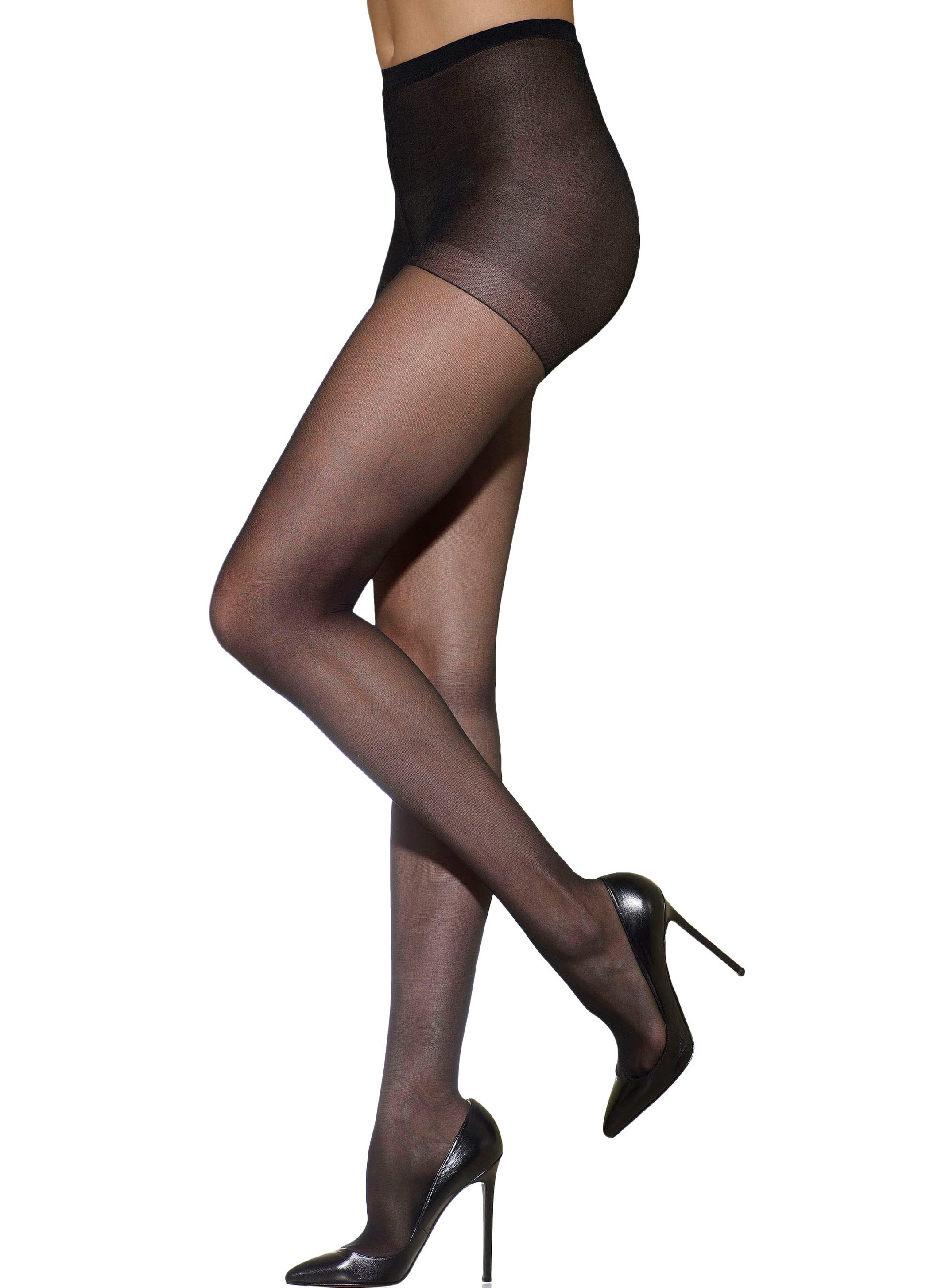 Sheer pantyhose comfortable