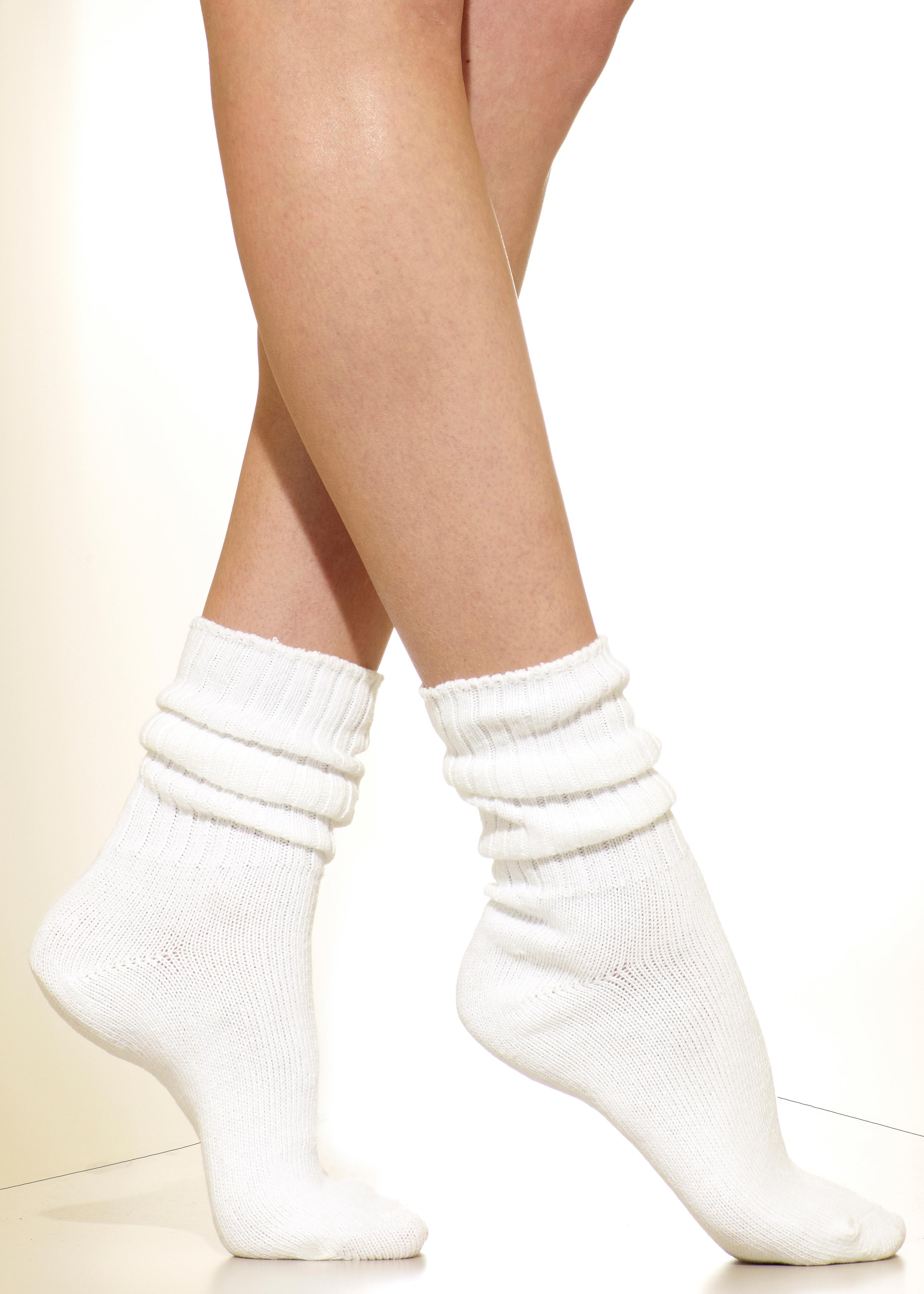 5804fe024 Silkies Amazing 3-in-1 Socks | Comfy, Cotton-Blend Casual Socks