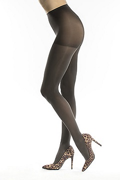 Silkies Control Top Microfiber Tights