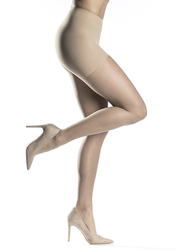 Silkies 65 Degree Control Top Sheer Pantyhose