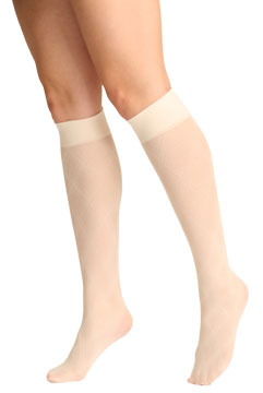 Silkies Diamond Trouser Socks