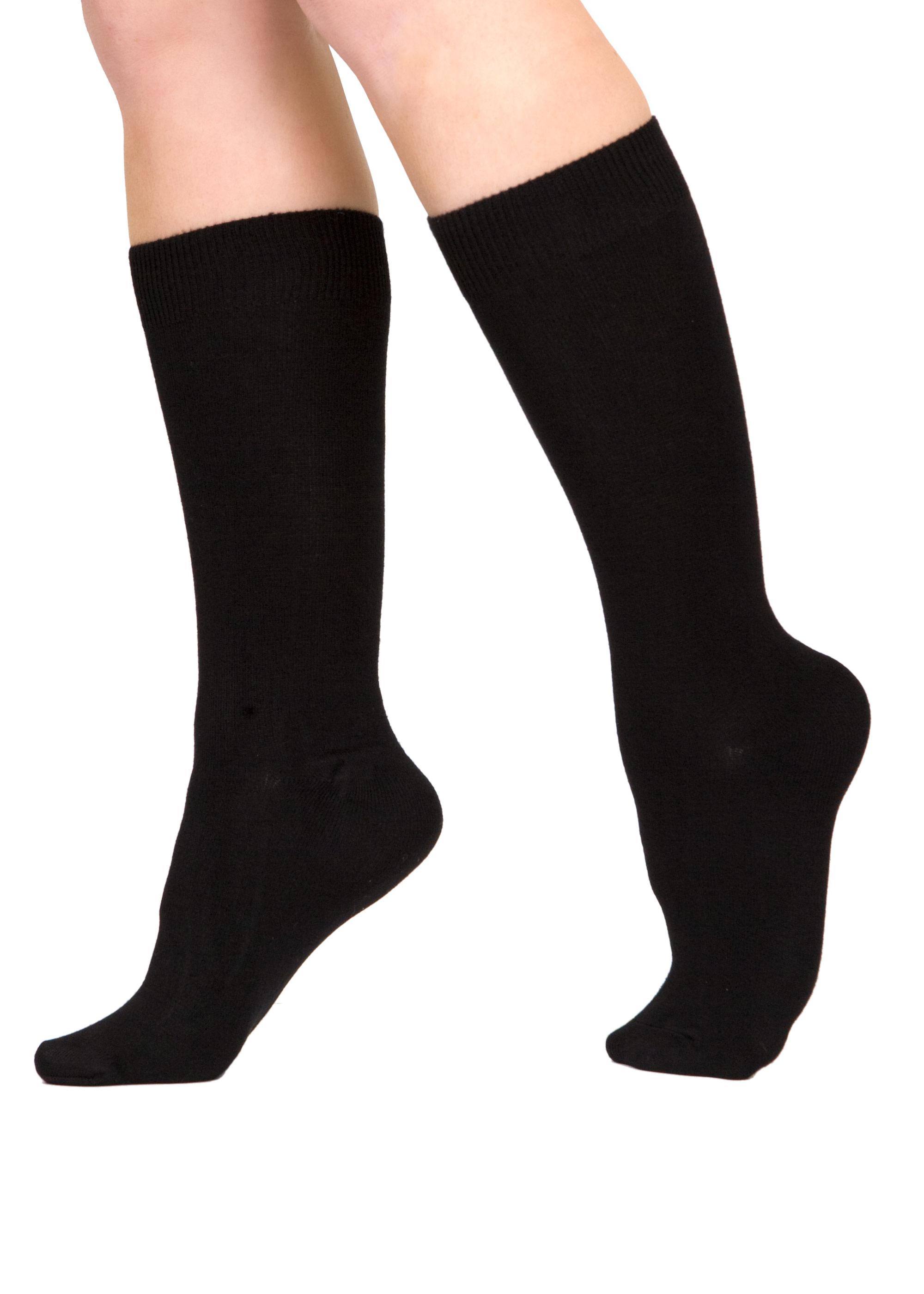 75848fa82 Super Soft Mid-Calf Socks | Silkies