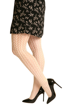 Silkies Crochet Tights