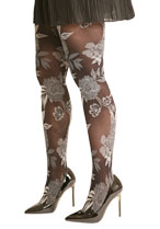 Fields of Flowers Tights