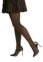 Silkies Gold Sparkle Tights
