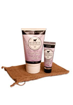 Lavender Blossom Whipped Sugar Scrub and Hand Cream Gift Set