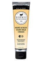 Goat Milk & Honey Hand & Body Cream