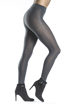 Silkies Cable Control Top Tights