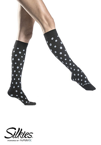 Unisex Medicated Compression Socks (15-20 mmHg)