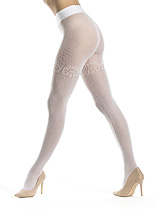 Silkies Decorative Net Tights