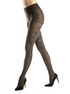 Silkies Zebra Control Top Tights