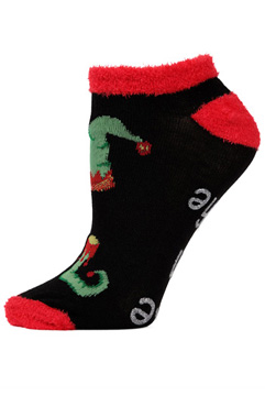 Take an Elfie Low Cut Non-Skid Socks