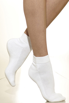 Silkies  Cush 'N Comfort Socks (2-Pair Pack)