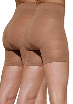 Sculptz Shaping Shorts (2-Pair Pack)