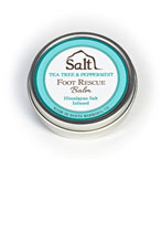 Himalayan Salt Foot Rescue Balm
