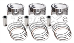 Torx Racing Spec CP Sea Doo Standard Size Piston Set 100mm 9.5.1