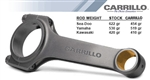 Cp - Carrillo Sea Doo Connecting Rod Set  Sea Doo