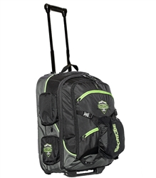 Sportube Cabin Cruiser Wheeled Padded Carry On Gear and Boot Bag