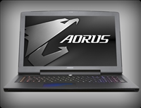 Aorus X7 DT v8-CL4D 144Hz,  nVidia GTX 1080, Intel 8th Gen i7-8850H